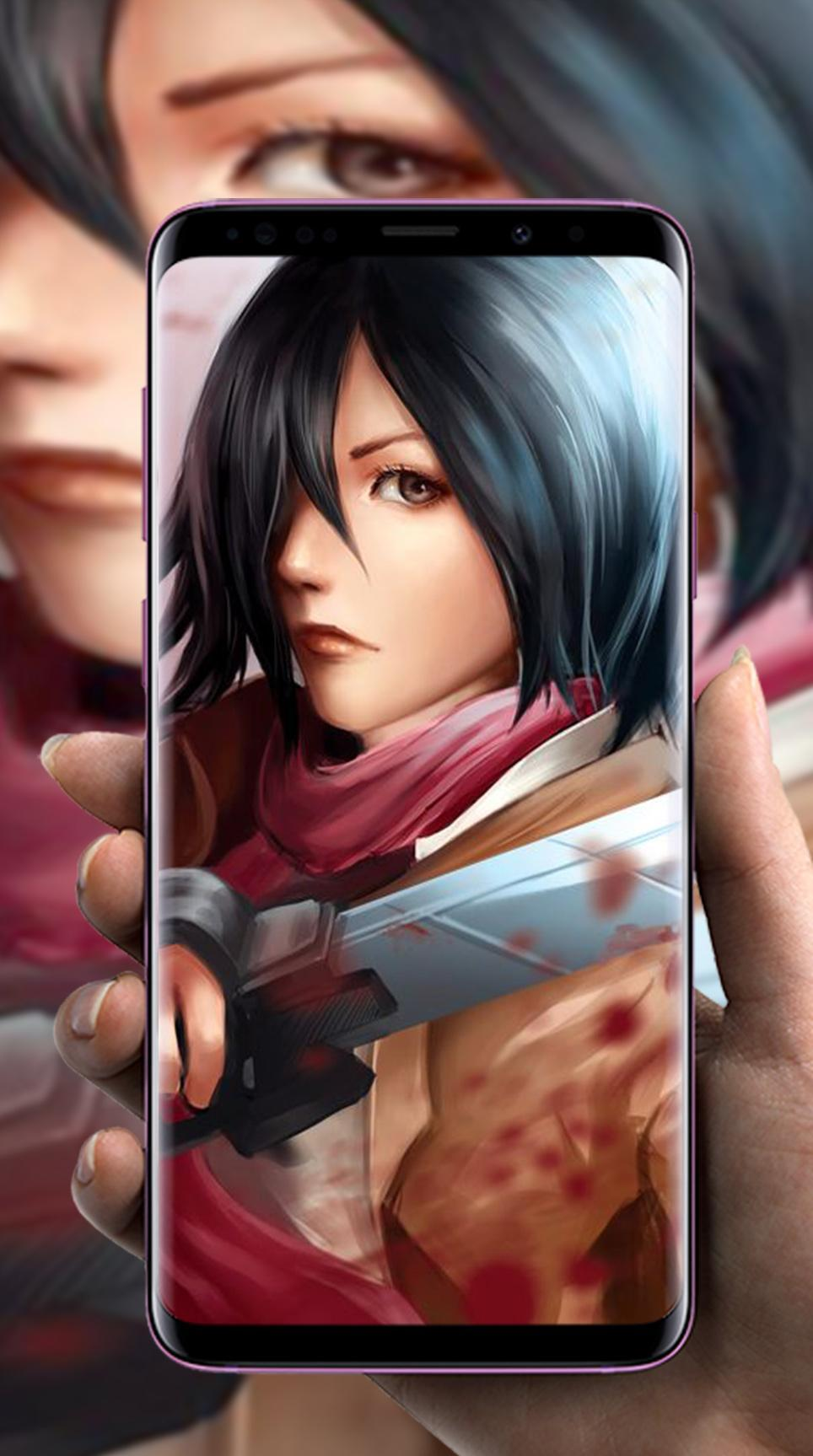 Mikasa Wallpaper For Android Apk Download