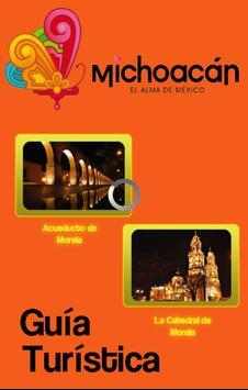 Guía Michoacán poster