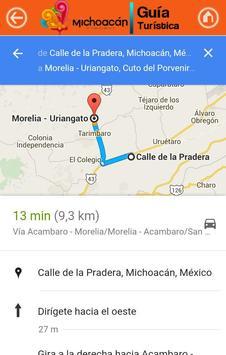 Guía Michoacán screenshot 17