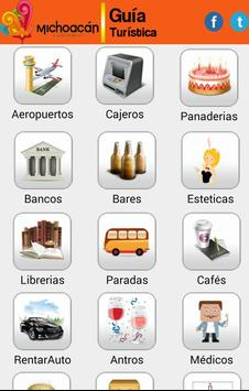 Guía Michoacán screenshot 1