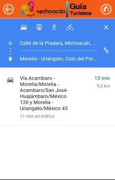 Guía Michoacán screenshot 5