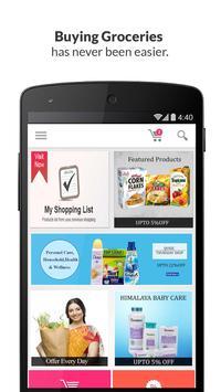 HOMENEED Online Grocery Store apk screenshot