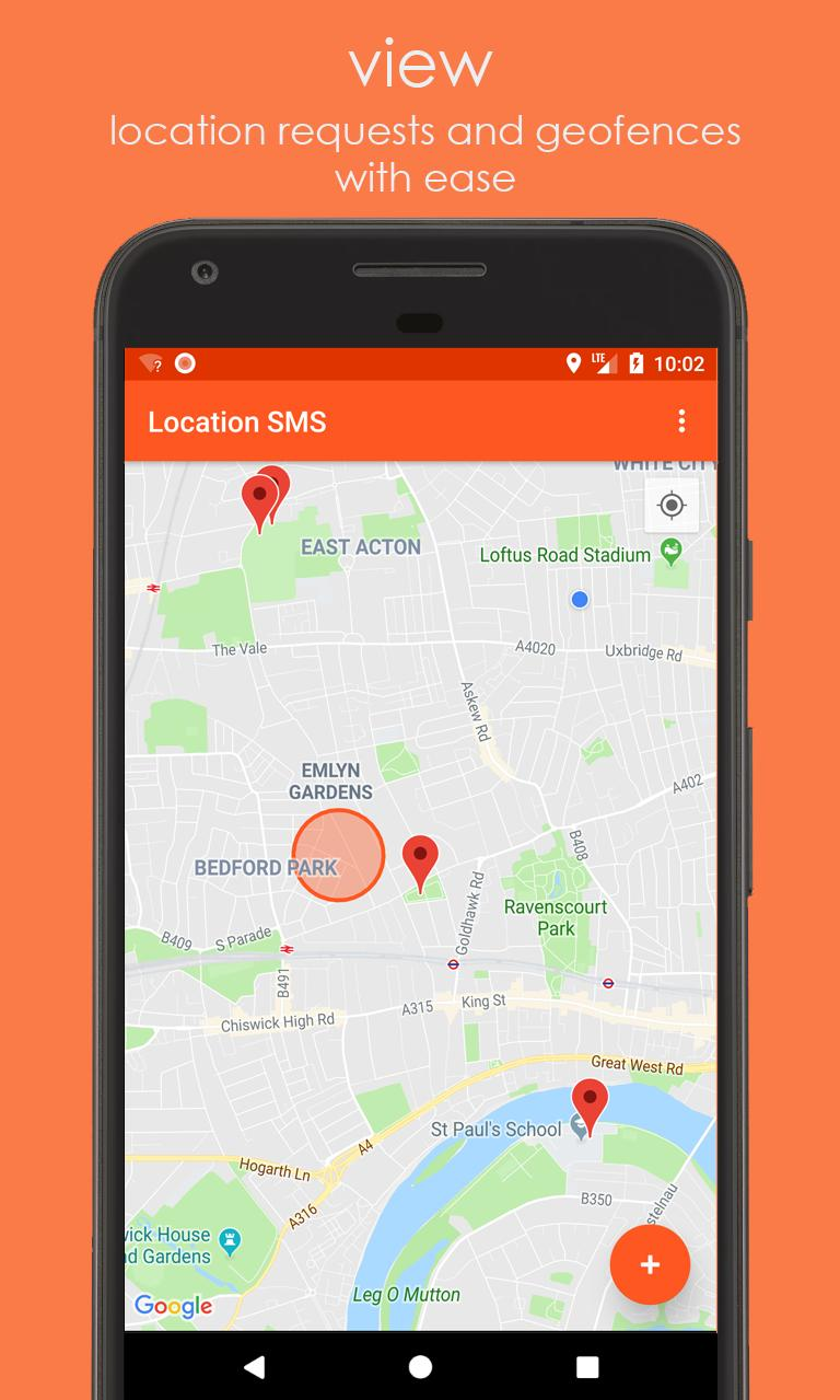 Location SMS for Android - APK Download
