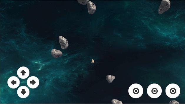 Asteroids Attack screenshot 1