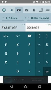 CalConversion screenshot 5