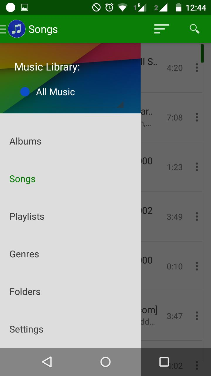 Loud Music Player for Android - APK Download