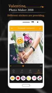 Valentine Photo Maker 2018 screenshot 3