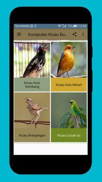 Master Kicau Burung Populer Indonesia screenshot 1
