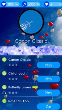 Beautiful Blue Sky Piano Tiles screenshot 2