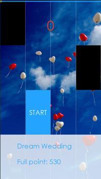 Beautiful Blue Sky Piano Tiles screenshot 4