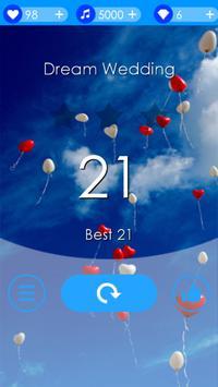 Beautiful Blue Sky Piano Tiles screenshot 6