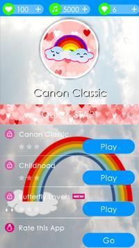 Enchanted Rainbow Piano Tiles screenshot 2