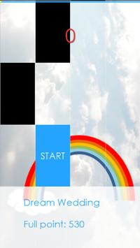 Enchanted Rainbow Piano Tiles screenshot 4