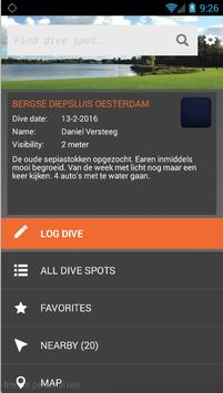 Divers Guide poster