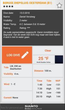 Divers Guide screenshot 1