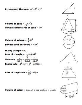 Mathematics Formula | Complete Maths For All Exams screenshot 6