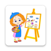 Android Paint App icon
