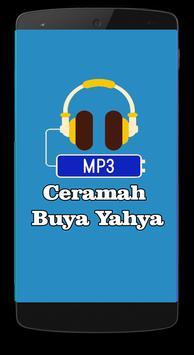 Ceramah Buya Yahya poster