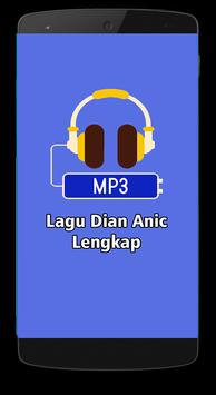 Lagu Dian Anic Lengkap poster