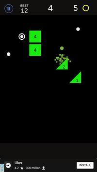 Bounce Ball Color Ball Shooter screenshot 2