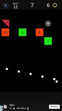Bounce Ball Color Ball Shooter screenshot 4