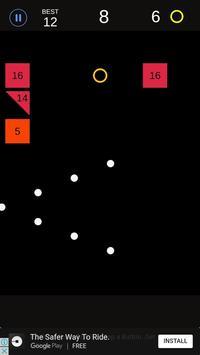 Bounce Ball Color Ball Shooter screenshot 5