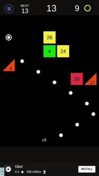 Bounce Ball Color Ball Shooter screenshot 6