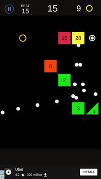 Bounce Ball Color Ball Shooter screenshot 7