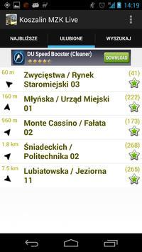 Koszalin Bus Live apk screenshot