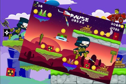 ninja jump apk screenshot