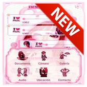 WA Pink Terbaru icon