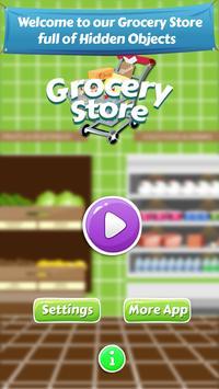 Hidden Objects Grocery Store - Supermarket Game screenshot 6