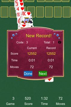 FreeCell Solitaire Classics screenshot 8