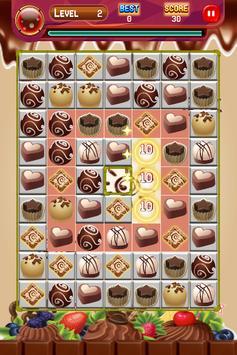 Chocolate Crush apk screenshot