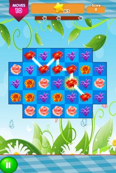 Blossom flowers Blast screenshot 12