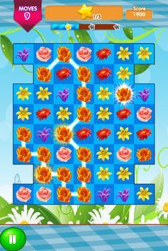 Blossom flowers Blast screenshot 2