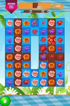 Blossom flowers Blast screenshot 3