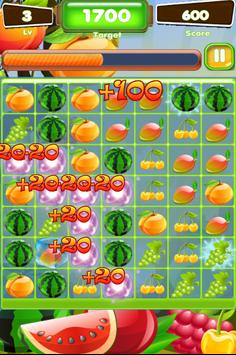 Matching Fruit Link screenshot 11