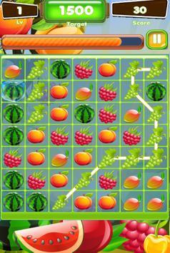 Matching Fruit Link screenshot 1
