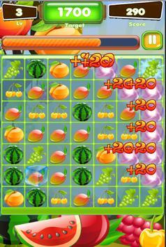 Matching Fruit Link screenshot 2