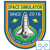 Dr.Jangfolk Space Simulator-VR icon