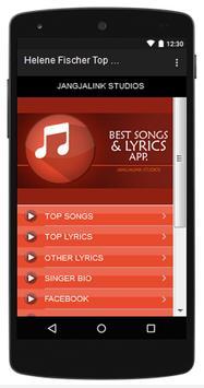 Helene Fischer Top Songs & Hits Lyrics. poster