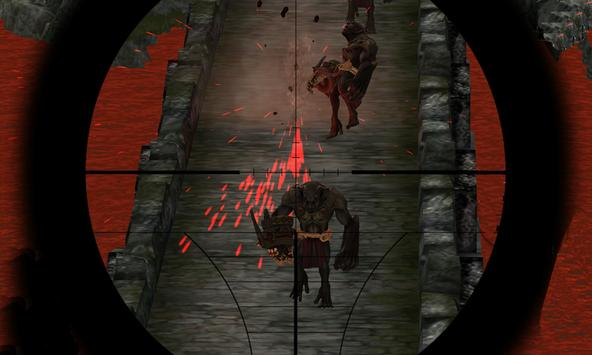Sniper Archer and Monsters screenshot 5