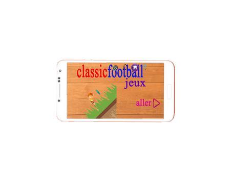 jeux classique de football screenshot 2
