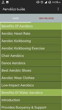 Aerobics Exercise Guide screenshot 2