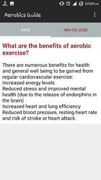 Aerobics Exercise Guide screenshot 3