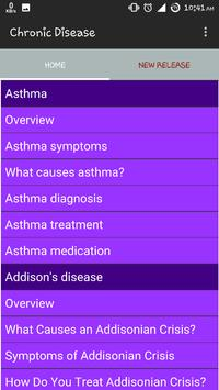 Chronic Disease poster