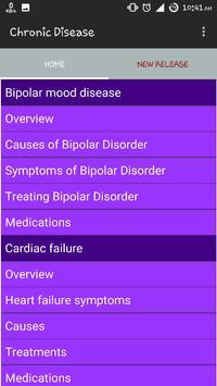 Chronic Disease screenshot 2
