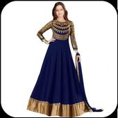 Anarkali Dress Design 2018 icon