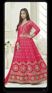 Anarkali Dress Design 2018 poster